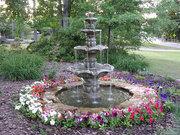 Строительство и проектирование фонтанов,  скульптур водоёмов,  бассейнов