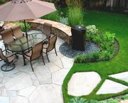 Ландшафтные услуги и благоустройства территории садов и скверов