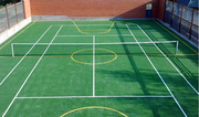 Строительство теннисных кортов и спортивных покрытий! Работа под ключ